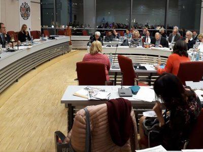 Stadtrat im März: Neue Städtepartnerschaft, soziale Einrichtungen für Büchenbach-Nord, neues Verwaltungsgebäude