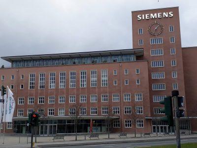 Siemens hat soziale Verantwortung!
