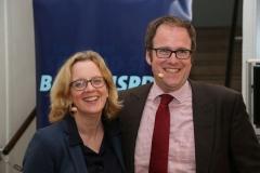 Natascha Kohnen mit Florian Janik
